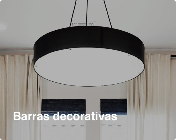 Barras Decorativas